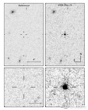 """Il telescopio spaziale Hubble scopre un """"Unidentified ..."""