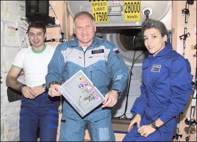 Quando un astronauta sovietico vide un UFO di enormi dimensioni 1