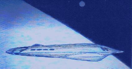 Quando un astronauta sovietico vide un UFO di enormi dimensioni 2