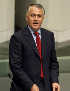 turnbull_first_speech