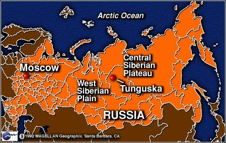TUNGUSKA: 101 anni di mistero Tunguska2
