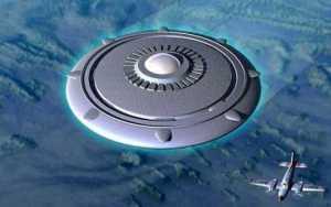 L'aeronatica cilena riattiva l'ufficio UFO 1