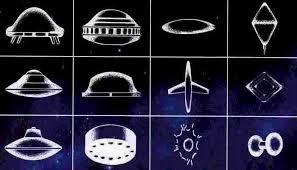 tipi di ufo