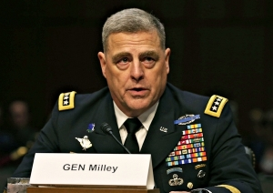 Senate Armed Services Committee Holds Hearing Army Chief Of Staff Nomination Hearing For Army Gen. Mark Milley