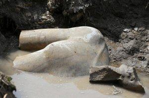 Statua Ramses II